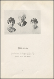 Page 7, 1920 Edition, Ellensburg High School - Klahiam Yearbook (Ellensburg, WA) online yearbook collection