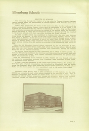 Page 13, 1933 Edition, Ellensburg High School - Klahiam Yearbook (Ellensburg, WA) online yearbook collection