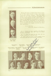 Page 14, 1933 Edition, Ellensburg High School - Klahiam Yearbook (Ellensburg, WA) online yearbook collection