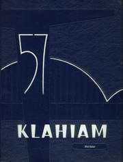 Page 1, 1957 Edition, Ellensburg High School - Klahiam Yearbook (Ellensburg, WA) online yearbook collection