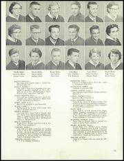 Page 17, 1957 Edition, Ellensburg High School - Klahiam Yearbook (Ellensburg, WA) online yearbook collection