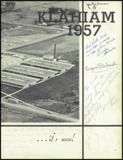 Page 7, 1957 Edition, Ellensburg High School - Klahiam Yearbook (Ellensburg, WA) online yearbook collection