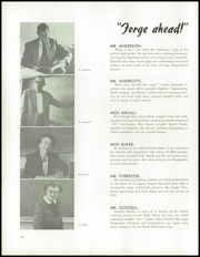 Page 16, 1958 Edition, Ellensburg High School - Klahiam Yearbook (Ellensburg, WA) online yearbook collection