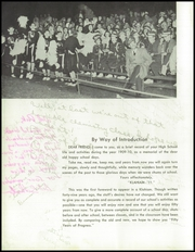 Page 8, 1958 Edition, Ellensburg High School - Klahiam Yearbook (Ellensburg, WA) online yearbook collection