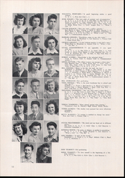 Page 16, 1946 Edition, Wapato High School - Wasehian Yearbook (Wapato, WA) online yearbook collection