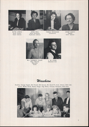 Page 9, 1946 Edition, Wapato High School - Wasehian Yearbook (Wapato, WA) online yearbook collection
