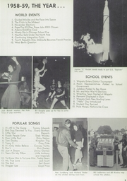 Page 9, 1959 Edition, Wapato High School - Wasehian Yearbook (Wapato, WA) online yearbook collection