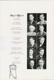 Page 9, 1947 Edition, Yelm High School - Tornado Yearbook (Yelm, WA) online yearbook collection