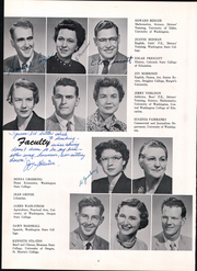 Page 12, 1956 Edition, Yelm High School - Tornado Yearbook (Yelm, WA) online yearbook collection