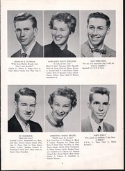 Page 17, 1956 Edition, Yelm High School - Tornado Yearbook (Yelm, WA) online yearbook collection