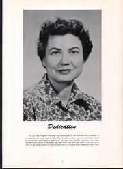 Page 7, 1956 Edition, Yelm High School - Tornado Yearbook (Yelm, WA) online yearbook collection