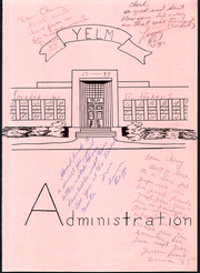 Page 9, 1956 Edition, Yelm High School - Tornado Yearbook (Yelm, WA) online yearbook collection