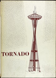 1962 Edition, Yelm High School - Tornado Yearbook (Yelm, WA)