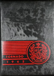 1965 Edition, Yelm High School - Tornado Yearbook (Yelm, WA)