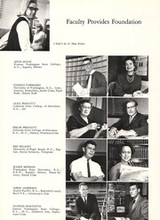 Page 10, 1965 Edition, Yelm High School - Tornado Yearbook (Yelm, WA) online yearbook collection