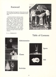 Page 6, 1965 Edition, Yelm High School - Tornado Yearbook (Yelm, WA) online yearbook collection