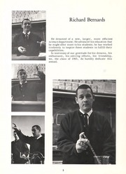 Page 7, 1965 Edition, Yelm High School - Tornado Yearbook (Yelm, WA) online yearbook collection