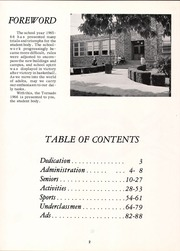 Page 6, 1966 Edition, Yelm High School - Tornado Yearbook (Yelm, WA) online yearbook collection