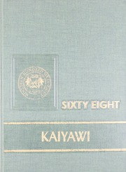 1968 Edition, Washougal High School - Kaiyawi Yearbook (Washougal, WA)