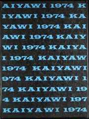 1974 Edition, Washougal High School - Kaiyawi Yearbook (Washougal, WA)