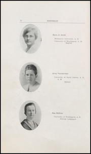 Page 14, 1919 Edition, Hoquiam High School - Hesperian Yearbook (Hoquiam, WA) online yearbook collection