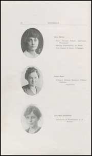 Page 16, 1919 Edition, Hoquiam High School - Hesperian Yearbook (Hoquiam, WA) online yearbook collection