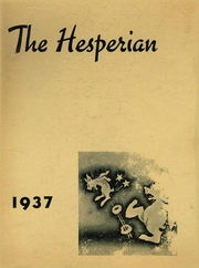 1937 Edition, Hoquiam High School - Hesperian Yearbook (Hoquiam, WA)