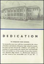 Page 11, 1939 Edition, Hoquiam High School - Hesperian Yearbook (Hoquiam, WA) online yearbook collection