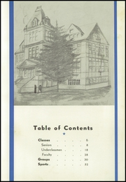 Page 9, 1939 Edition, Hoquiam High School - Hesperian Yearbook (Hoquiam, WA) online yearbook collection
