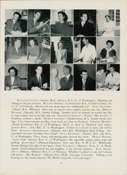 Page 13, 1949 Edition, Hoquiam High School - Hesperian Yearbook (Hoquiam, WA) online yearbook collection