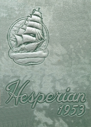 1953 Edition, Hoquiam High School - Hesperian Yearbook (Hoquiam, WA)