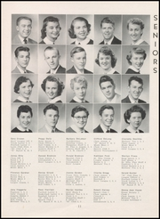Page 15, 1954 Edition, Hoquiam High School - Hesperian Yearbook (Hoquiam, WA) online yearbook collection
