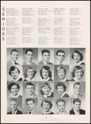 Page 16, 1954 Edition, Hoquiam High School - Hesperian Yearbook (Hoquiam, WA) online yearbook collection
