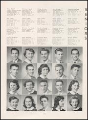 Page 17, 1954 Edition, Hoquiam High School - Hesperian Yearbook (Hoquiam, WA) online yearbook collection