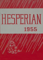 1955 Edition, Hoquiam High School - Hesperian Yearbook (Hoquiam, WA)