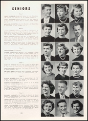 Page 17, 1955 Edition, Hoquiam High School - Hesperian Yearbook (Hoquiam, WA) online yearbook collection