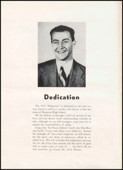 Page 8, 1955 Edition, Hoquiam High School - Hesperian Yearbook (Hoquiam, WA) online yearbook collection