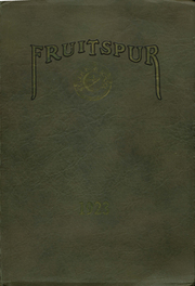 Page 1, 1923 Edition, Selah High School - Fruitspur Yearbook (Selah, WA) online yearbook collection