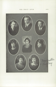 Page 11, 1923 Edition, Selah High School - Fruitspur Yearbook (Selah, WA) online yearbook collection