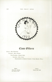 Page 12, 1923 Edition, Selah High School - Fruitspur Yearbook (Selah, WA) online yearbook collection