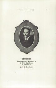 Page 7, 1923 Edition, Selah High School - Fruitspur Yearbook (Selah, WA) online yearbook collection