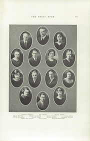 Page 9, 1923 Edition, Selah High School - Fruitspur Yearbook (Selah, WA) online yearbook collection
