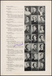 Page 17, 1940 Edition, Selah High School - Fruitspur Yearbook (Selah, WA) online yearbook collection