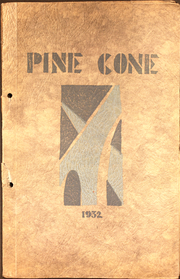 Page 1, 1932 Edition, Cheney High School - Pine Cone Yearbook (Cheney, WA) online yearbook collection