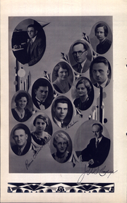 Page 14, 1932 Edition, Cheney High School - Pine Cone Yearbook (Cheney, WA) online yearbook collection