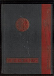 1938 Edition, Cheney High School - Pine Cone Yearbook (Cheney, WA)