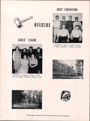 Page 14, 1954 Edition, Cheney High School - Pine Cone Yearbook (Cheney, WA) online yearbook collection