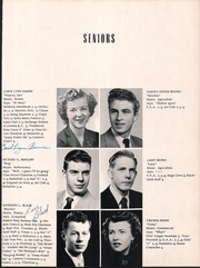 Page 17, 1954 Edition, Cheney High School - Pine Cone Yearbook (Cheney, WA) online yearbook collection