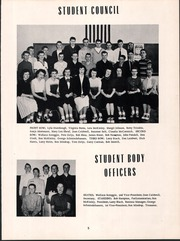 Page 9, 1954 Edition, Cheney High School - Pine Cone Yearbook (Cheney, WA) online yearbook collection
