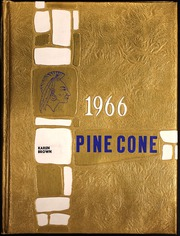 1966 Edition, Cheney High School - Pine Cone Yearbook (Cheney, WA)